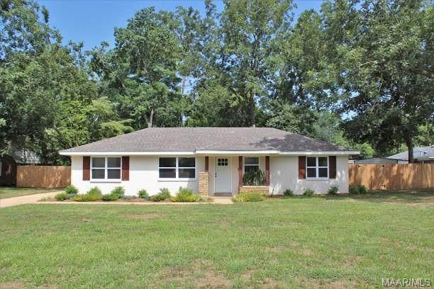 3625 S Georgetown Drive, Montgomery, AL 36109 (MLS #477125) :: Buck Realty