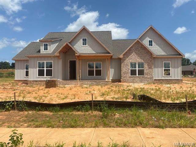121 Davis Way, Enterprise, AL 36330 (MLS #478292) :: Team Linda Simmons Real Estate