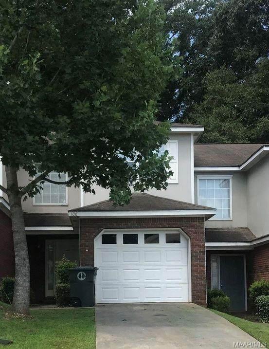 106 Woodmere Drive, Enterprise, AL 36330 (MLS #478561) :: Buck Realty