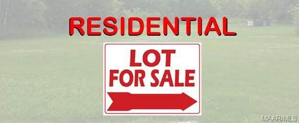 Lot 14 & 15 Plantation Oaks Boulevard, Millbrook, AL 36054 (MLS #478658) :: Buck Realty