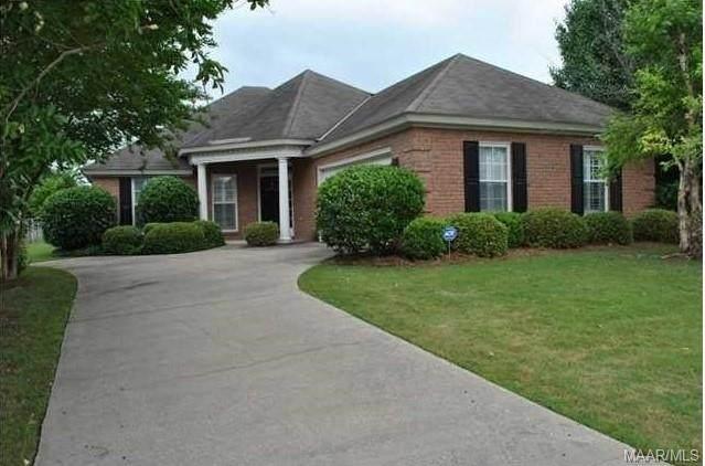 9431 Broadleaf Drive, Montgomery, AL 36117 (MLS #478740) :: Buck Realty