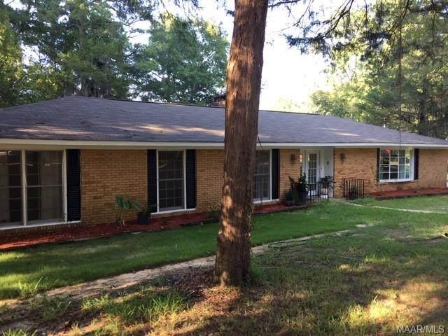 166 Pinetree Drive, Montgomery, AL 36117 (MLS #478888) :: Buck Realty
