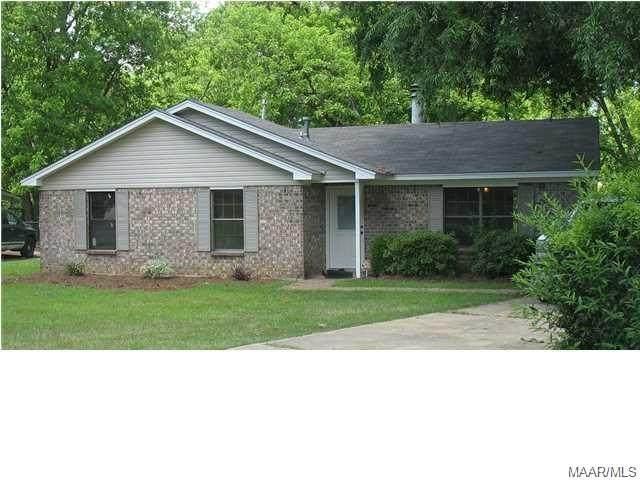 409 Avon Road, Montgomery, AL 36109 (MLS #478931) :: Buck Realty