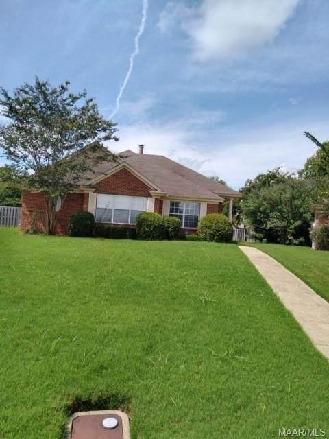 8991 Stoneridge Place, Montgomery, AL 36117 (MLS #479016) :: Buck Realty