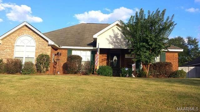 419 Brownstone Loop, Millbrook, AL 36054 (MLS #479120) :: Buck Realty