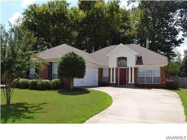 724 Ryefield Road, Montgomery, AL 36117 (MLS #479217) :: Buck Realty