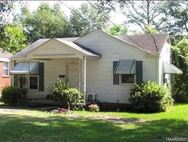 1617 Dale Drive, Montgomery, AL 36107 (MLS #479323) :: Buck Realty