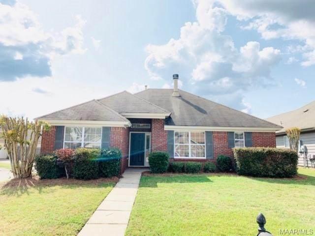 3813 Claiborne Circle, Montgomery, AL 36116 (MLS #479481) :: Buck Realty