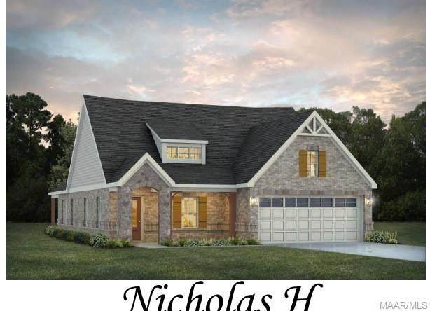 1116 Maggie Drive, Prattville, AL 36066 (MLS #479512) :: Buck Realty