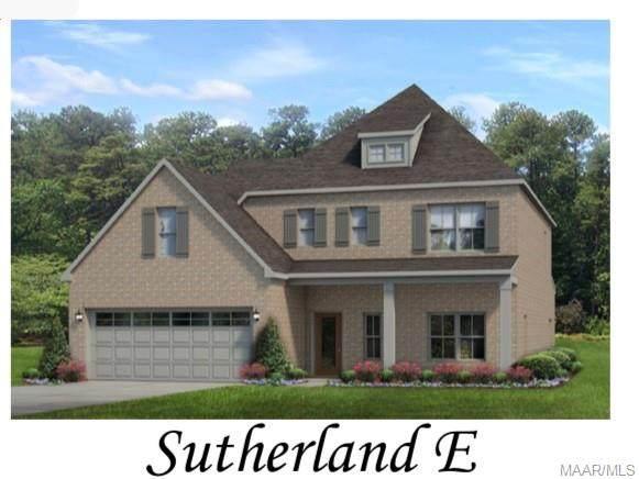 205 Lee Audis Lane, Prattville, AL 36066 (MLS #479730) :: Buck Realty