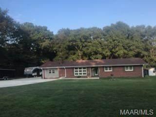 864 Country Club Drive, Clanton, AL 35045 (MLS #479839) :: Buck Realty