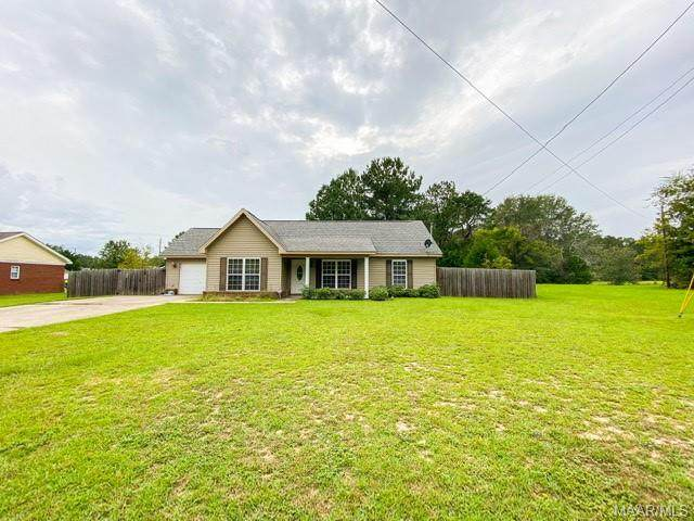 912 Will Logan Road, Ozark, AL 36360 (MLS #479925) :: Buck Realty