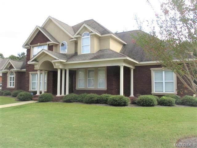701 County Downs Road, Montgomery, AL 36109 (MLS #479979) :: LocAL Realty
