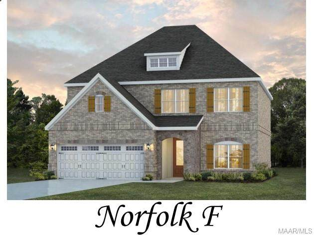 514 Jeffrey Drive, Prattville, AL 36066 (MLS #480106) :: David Kahn & Company Real Estate