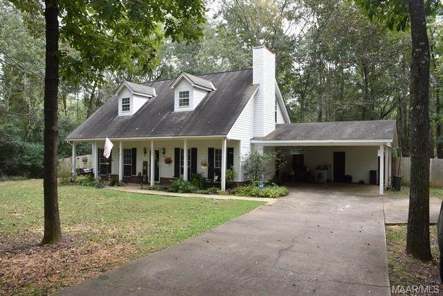 1004 Myrick Road, Deatsville, AL 36022 (MLS #481756) :: Buck Realty