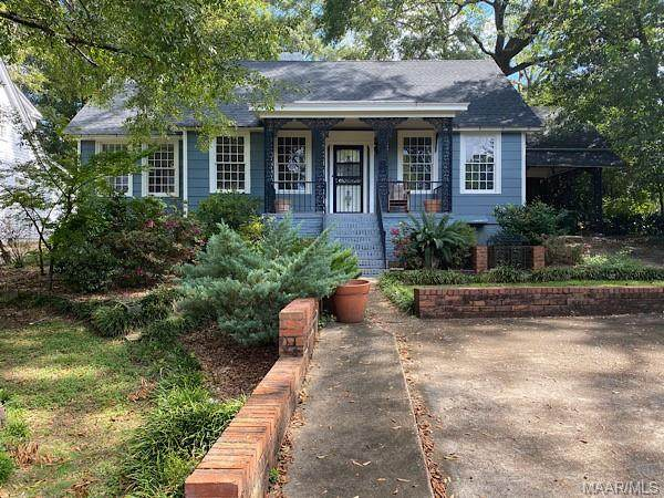 2439 E Cloverdale Park, Montgomery, AL 36106 (MLS #481914) :: LocAL Realty