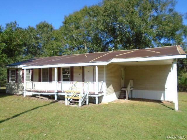196 N Highway 123, Ozark, AL 36360 (MLS #482053) :: Team Linda Simmons Real Estate