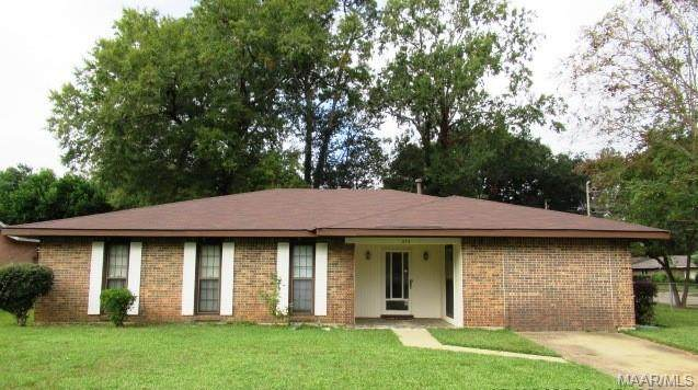 315 Bowling Green Drive, Montgomery, AL 36109 (MLS #482174) :: LocAL Realty