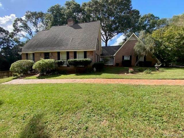 209 W Sand Creek Road, Enterprise, AL 36330 (MLS #482184) :: Team Linda Simmons Real Estate