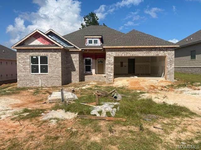 647 Valley Stream Drive, Enterprise, AL 36330 (MLS #482223) :: Team Linda Simmons Real Estate