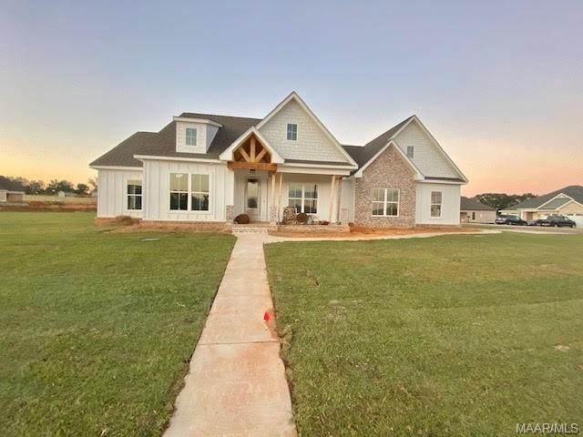 121 Davis Way, Enterprise, AL 36330 (MLS #482226) :: Team Linda Simmons Real Estate