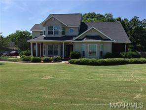 58 Magnolia Loop, Millbrook, AL 36054 (MLS #482323) :: Buck Realty