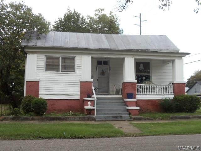 1321 Mabry Street, Selma, AL 36701 (MLS #482374) :: Buck Realty