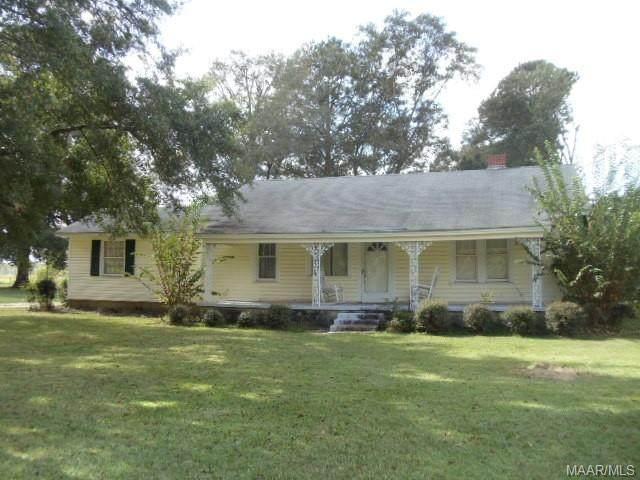 1881 Landline Road, Selma, AL 36701 (MLS #482378) :: Buck Realty