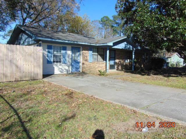 1416 2nd Avenue S, Clanton, AL 35045 (MLS #483642) :: LocAL Realty