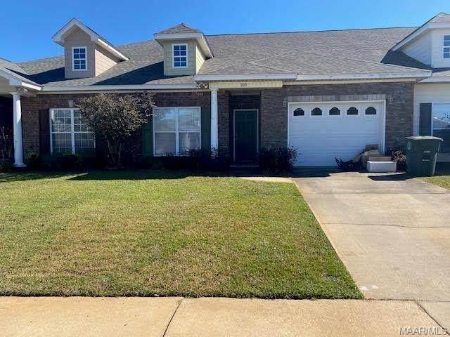 105 Cottage Avenue, Enterprise, AL 36330 (MLS #483669) :: LocAL Realty