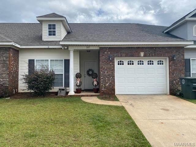 107 Cottage Avenue, Enterprise, AL 36330 (MLS #483670) :: LocAL Realty