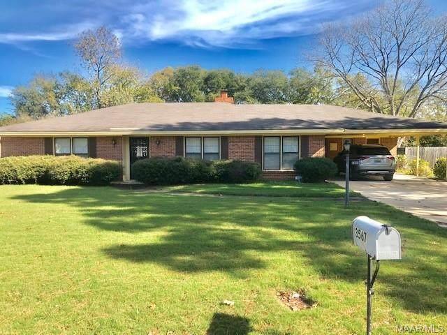 3567 Edgefield Road, Montgomery, AL 36111 (MLS #483703) :: LocAL Realty