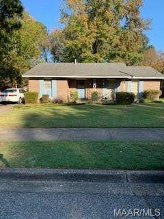 506 Placid Drive, Montgomery, AL 36117 (MLS #483922) :: LocAL Realty