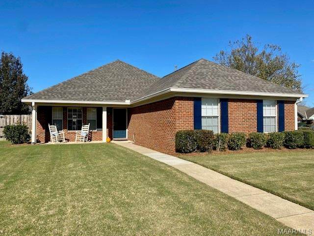9549 Colleton Place, Montgomery, AL 36117 (MLS #484129) :: LocAL Realty