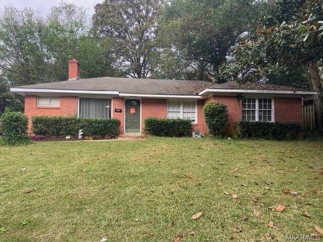 3575 N Wareingwood Drive, Montgomery, AL 36109 (MLS #484348) :: Buck Realty