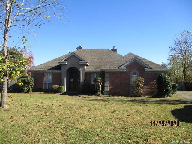 6929 Fox Creek Court, Montgomery, AL 36117 (MLS #484441) :: Buck Realty