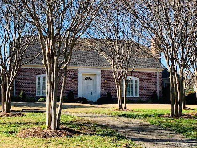 3513 Lockwood Lane, Montgomery, AL 36111 (MLS #485938) :: LocAL Realty