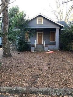 406 N Arthur Street, Montgomery, AL 36107 (MLS #486023) :: Buck Realty