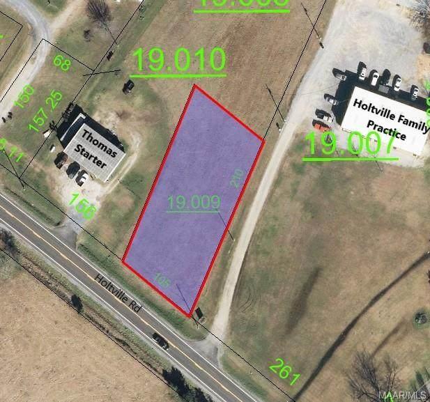 0 Holtville Road, Deatsville, AL 36022 (MLS #486292) :: Buck Realty