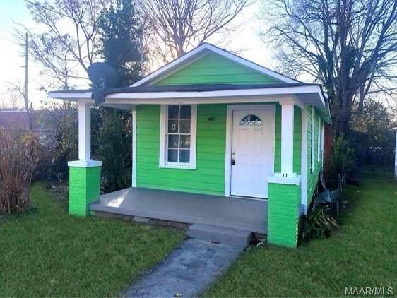 386 Chase Street, Montgomery, AL 36107 (MLS #486622) :: Buck Realty