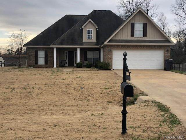 423 Wind Ridge Drive, Deatsville, AL 36022 (MLS #486734) :: Buck Realty