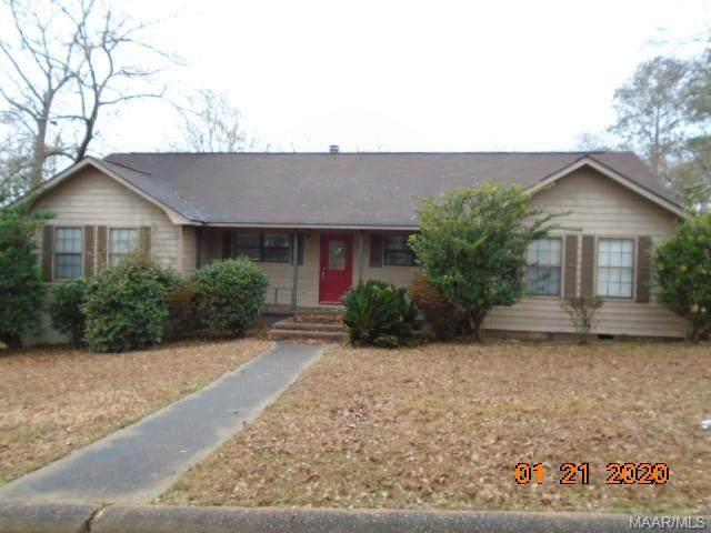 203 Todd Street, Troy, AL 36079 (MLS #486918) :: LocAL Realty