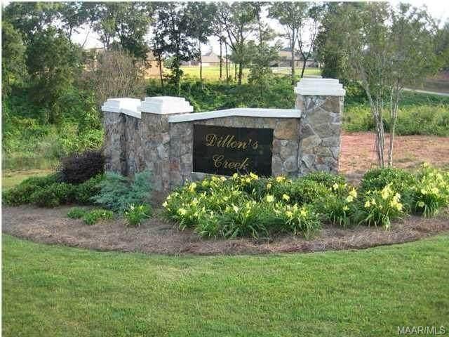 1 Blue Creek Drive, Wetumpka, AL 36093 (MLS #486939) :: Buck Realty