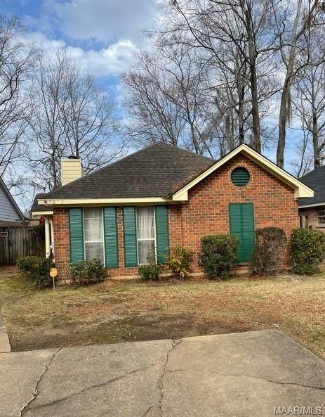 3678 Carriage Oaks Drive, Montgomery, AL 36116 (MLS #486959) :: Buck Realty