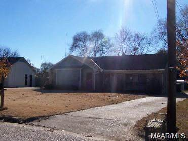 516 Ridgewood Lane, Montgomery, AL 36109 (MLS #488621) :: LocAL Realty