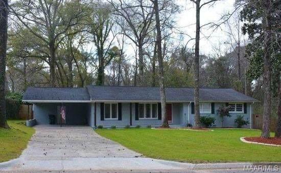 101 Becky Lane, Enterprise, AL 36330 (MLS #488733) :: Team Linda Simmons Real Estate