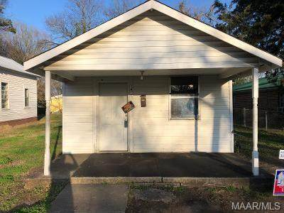 1416 Tremont Street, Selma, AL 36701 (MLS #490129) :: LocAL Realty
