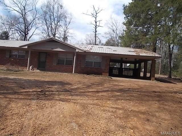 1536 County Rd 10 Road, Prattville, AL 36067 (MLS #490623) :: Buck Realty