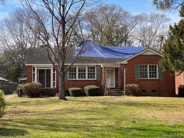 23 Brantwood Drive, Montgomery, AL 36109 (MLS #491269) :: Buck Realty