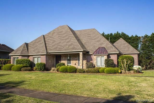 6211 Henley Way, Montgomery, AL 36117 (MLS #491828) :: LocAL Realty
